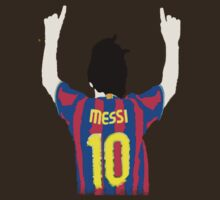 Messi 10 by AtomicCube