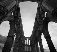 Rievaulx Abbey - The Presbytery by PaulBradley