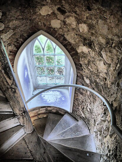 The Castle (10)    Window by cullodenmist