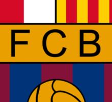 FC Barcelona Crest Sticker