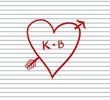 High School Sweethearts by kittenblaine