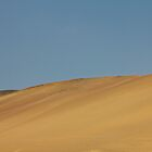 Sand dune by craftybadger