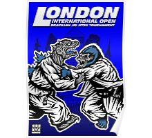 King Kong v Godzilla Poster