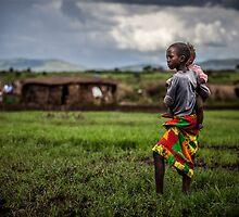 Mara children by Gavin Poh