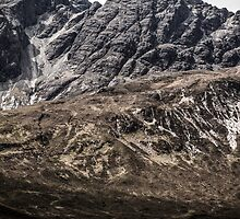 The Black Cuillins, Isle of Skye by JourneyPhotos