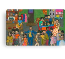 Soul Café  Canvas Print