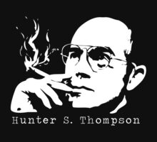 Hunter S. Thompson '2 by Thomas Jarry