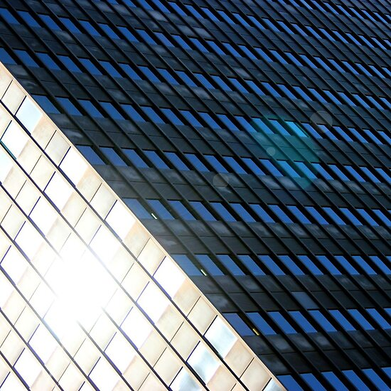 Urban Architectural Abstract by jahina