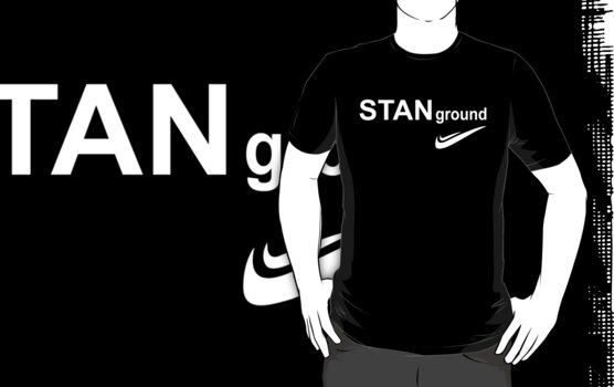 stan ground {white} . south park by timmehtees