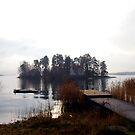 Mystery island by Arve Bettum