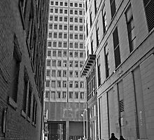 Alley to Breuer by MClementReilly