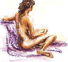 Nude 23-10-12-3 by Barbara Pommerenke