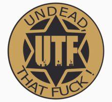 Death Valley - Undead, that fuck ! by Oraku