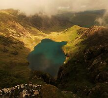 Cadair Idris by Shari Galiardi