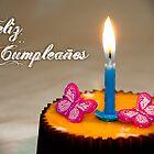 Feliz cumpleaños by marychaco