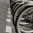 Velib | Paris, France by rubbish-art