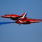 Red Arrows Touch by jabisfab
