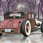 Rat Rod Studios Christmas 6 by ratrodstudios