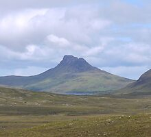 Stac Polly. ( Pollaidh ) by kalwhite