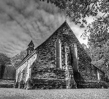 The Church at Balquhidder, by Steve