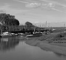 Blakeney, Norfolk by kalwhite