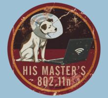 His Master's 802.11n Kids Clothes