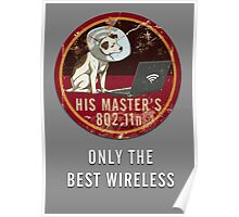 His Master's 802.11n Poster