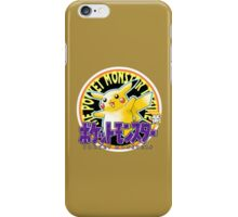 Pokemon Origins: Yellow iPhone Case/Skin