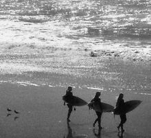 Surfer Girls by meredithnz