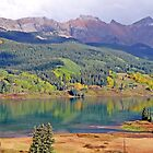 Reflections near Telluride by Graeme  Hyde