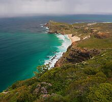Diaz Beach, Cape Point by Cameron B