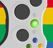XBOX Controller by TinaGraphics