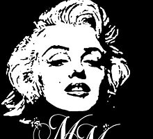 Marilyn Monroe by TinaGraphics