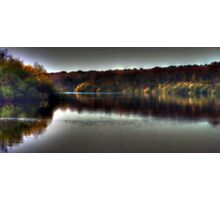 Autumn at Bewl Water  Photographic Print