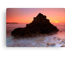 Another Cathedral Rocks  Canvas Print