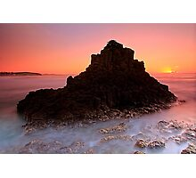 Another Cathedral Rocks  Photographic Print