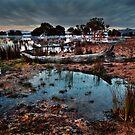 Lake Lonsdale Dawn. by Barry Feldman
