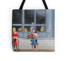 No Mildred!  What I said was you should bring some FUN GUY to the party!! Tote Bag