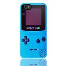 iPhone case Gameboy for iPhone5 by Nicklas81