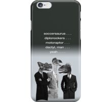 Talkadactyl iPhone Case/Skin