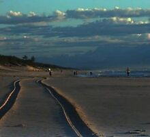 Surfer Paradise ... 5.30am by myraj