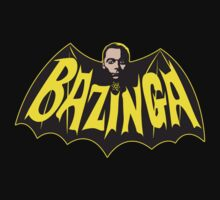 Bazinga the Original by moysche