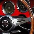 Alfa Romeo Giulia Spider Dashboard by Flo Smith