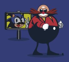 Dr. Eggman's Master Piece  by Squall234