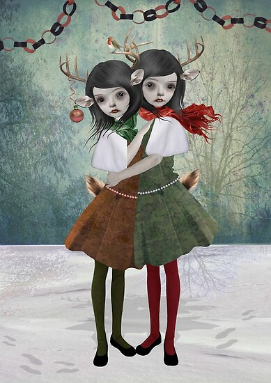 Holly & Ivy by Tanya  Mayers