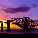 The Bridge at Dawn by dgscotland