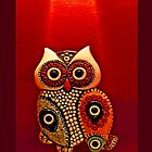Cute Retro Kawaii Owl - apple iphone 5, iphone 4 4s, iPhone 3Gs, iPod Touch 4g iPad 2 & 3 case by Pointsale store.com