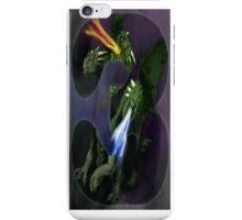3 headed dragon case iPhone Case/Skin