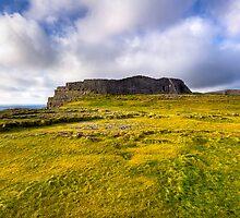 Last Refuge - Aran Island Ruins by Mark Tisdale