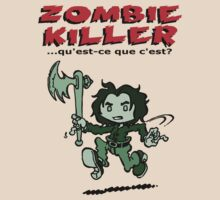 Zombie Killer by Hackers